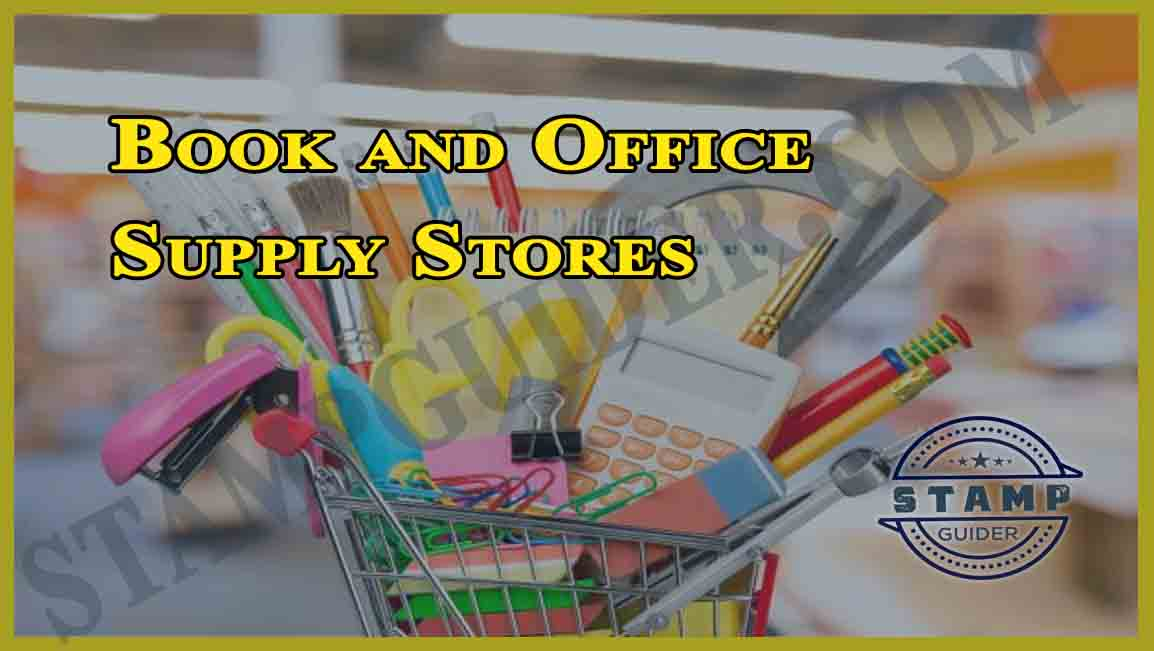 Book and Office Supply Stores