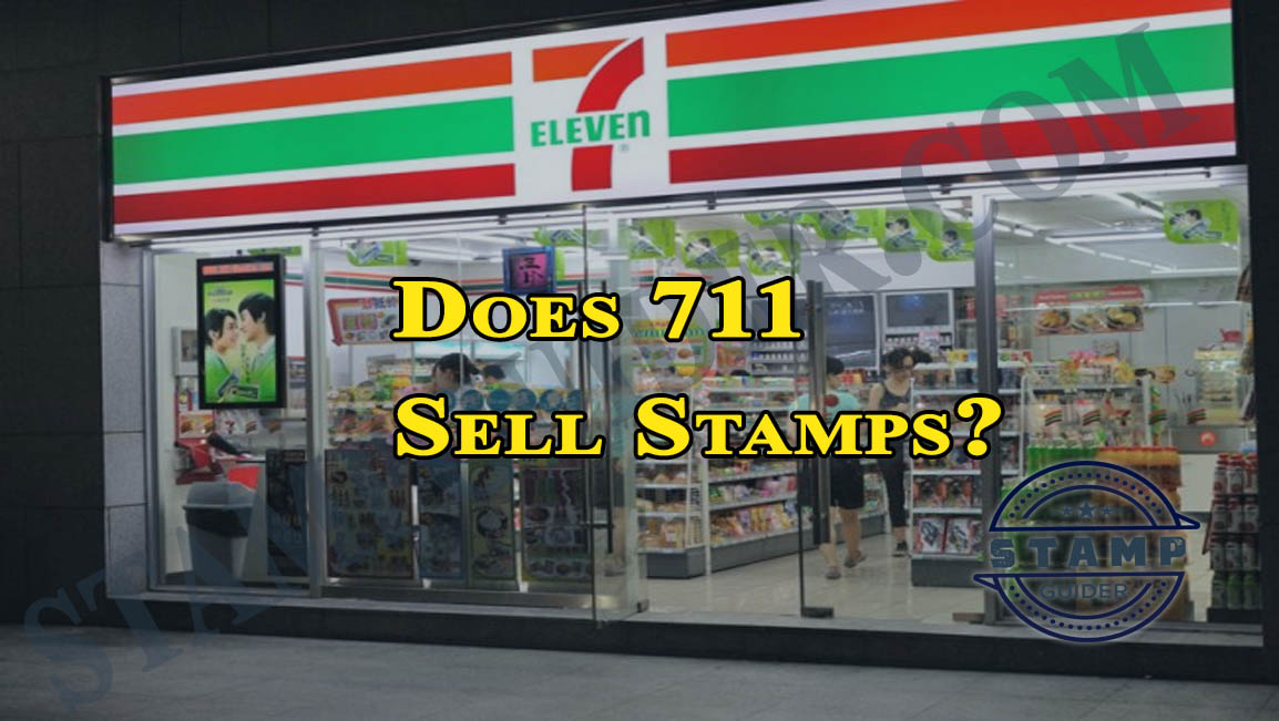 Does 711 Sell Stamps?