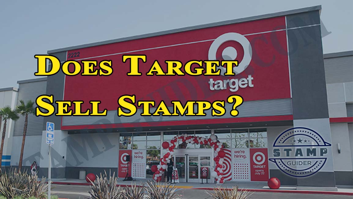 Does Target Sell Stamps