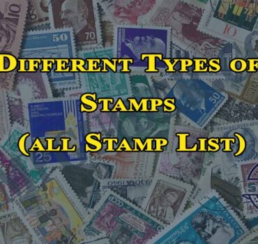 Different Types of Stamps (all Stamp List)
