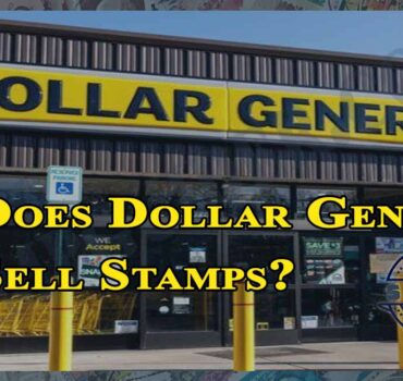 Does Dollar General Sell Stamps