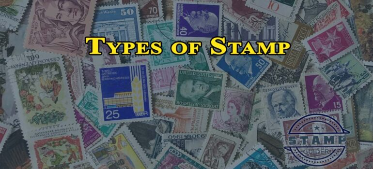 Types of Stamp
