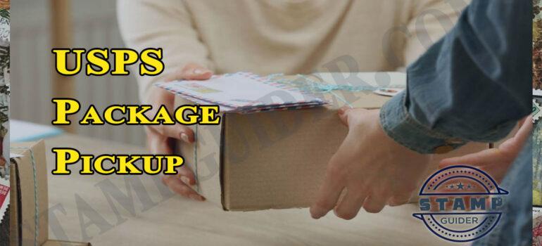 USPS Package Pickup