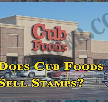 Does Cub Foods Sell Stamps?