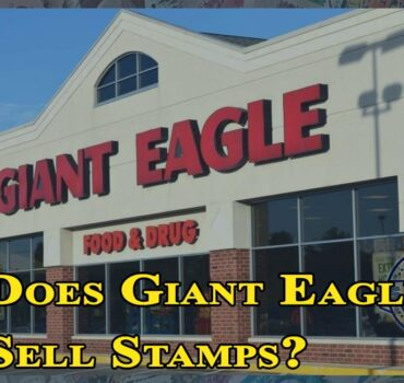 Does Giant Eagle Sell Stamps?