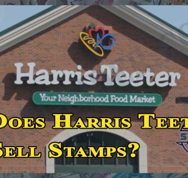 Does Harris Teeter Sell Stamps?