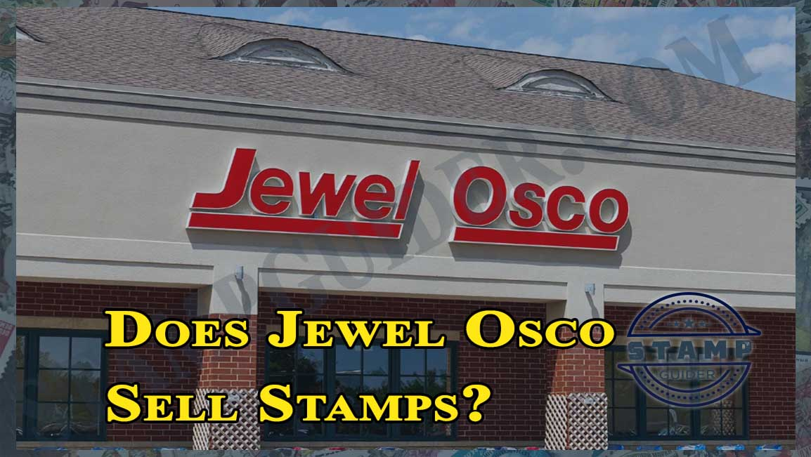 Does Jewel Osco Sell Stamps?