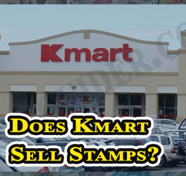 Does Kmart Sell Stamps?