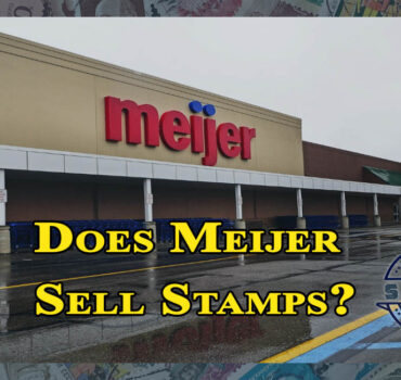 Does Meijer Sell Stamps?