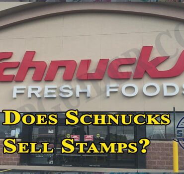 Does Schnucks Sell Stamps?