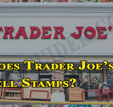 Does Trader Joe's Sell Stamps?
