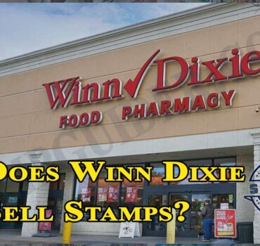 Does Winn Dixie Sell Stamps?