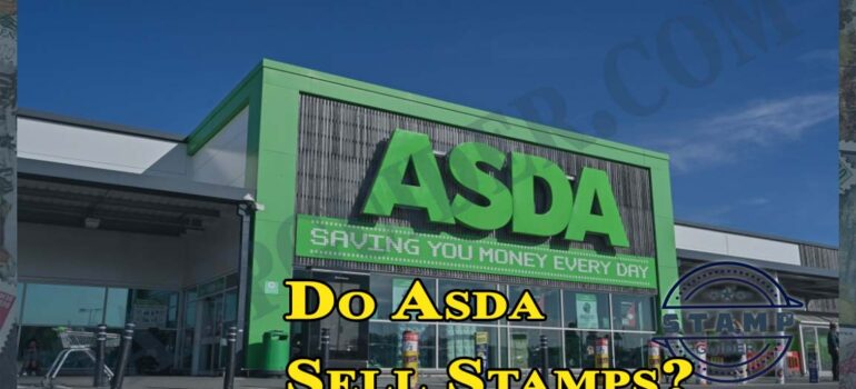 Do Asda Sell Stamps?