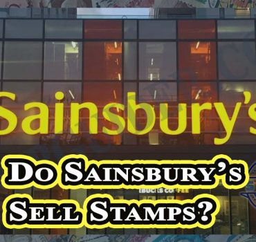 Do Sainsbury's Sell Stamps?