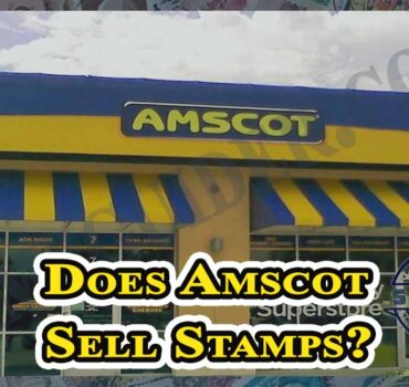 Does Amscot Sell Stamps?