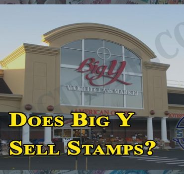 Does Big Y Sell Stamps?