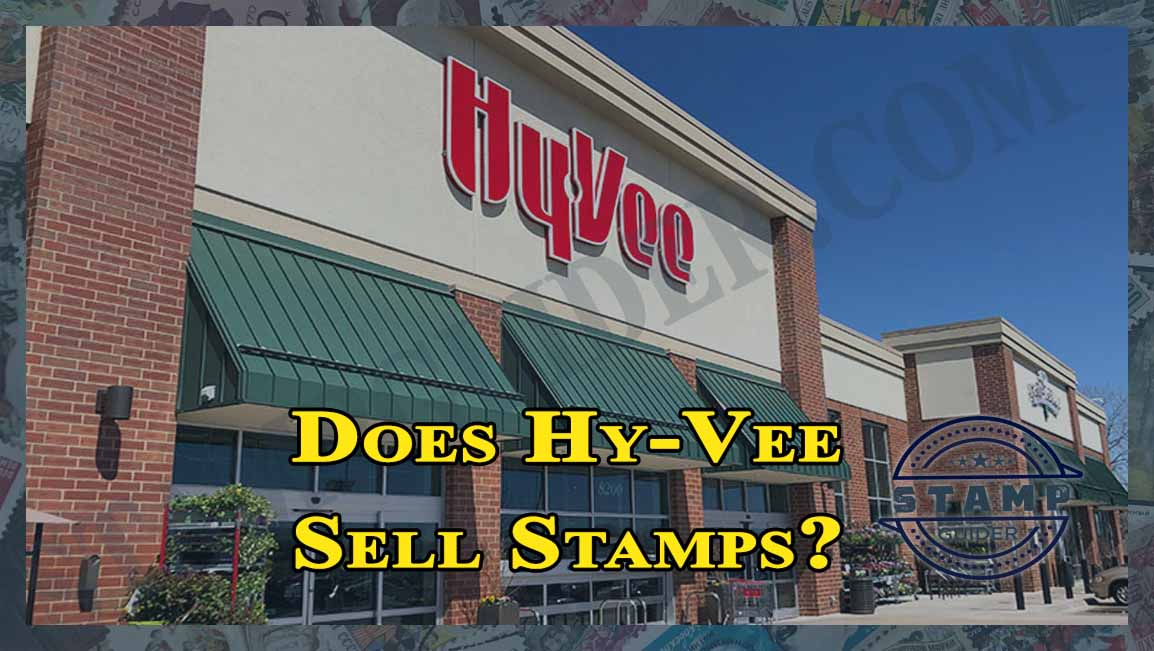 Does Hy-Vee Sell Stamps?
