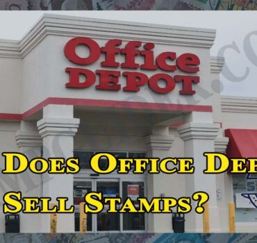 Does Office Depot Sell Stamps?