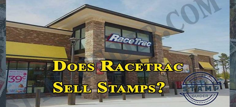 Does Racetrac Sell Stamps?
