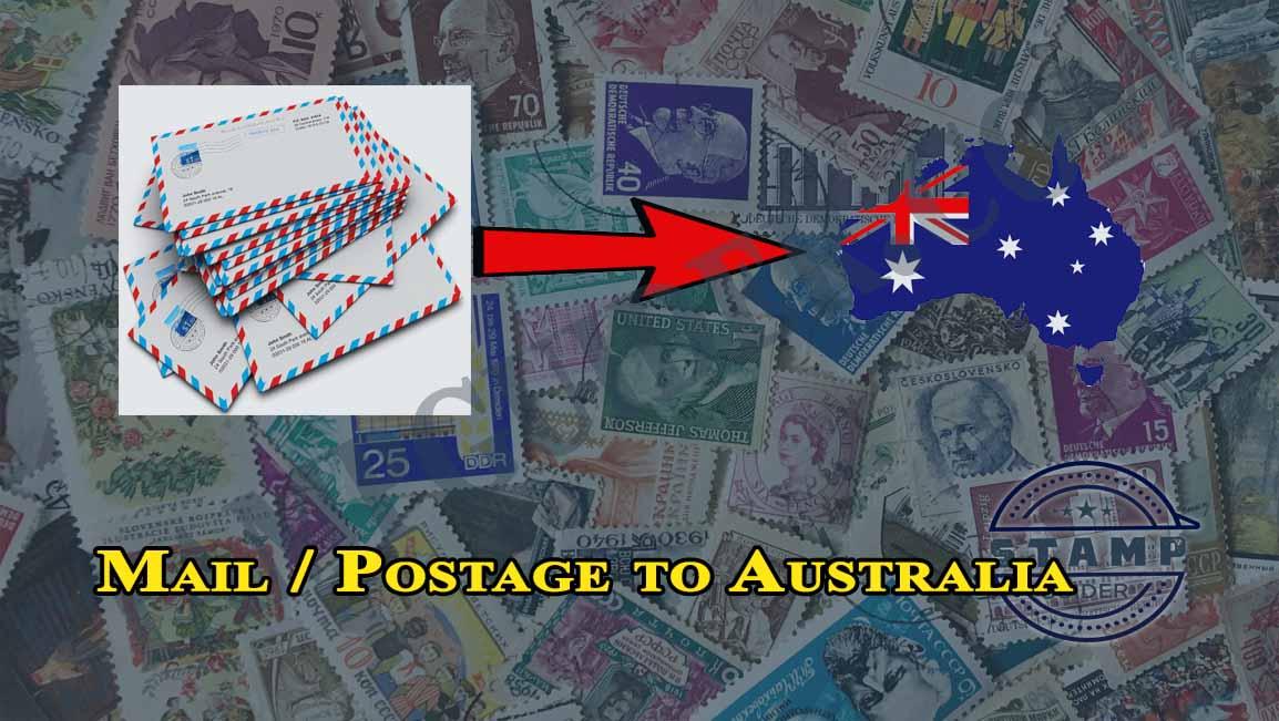 Postage to Australia
