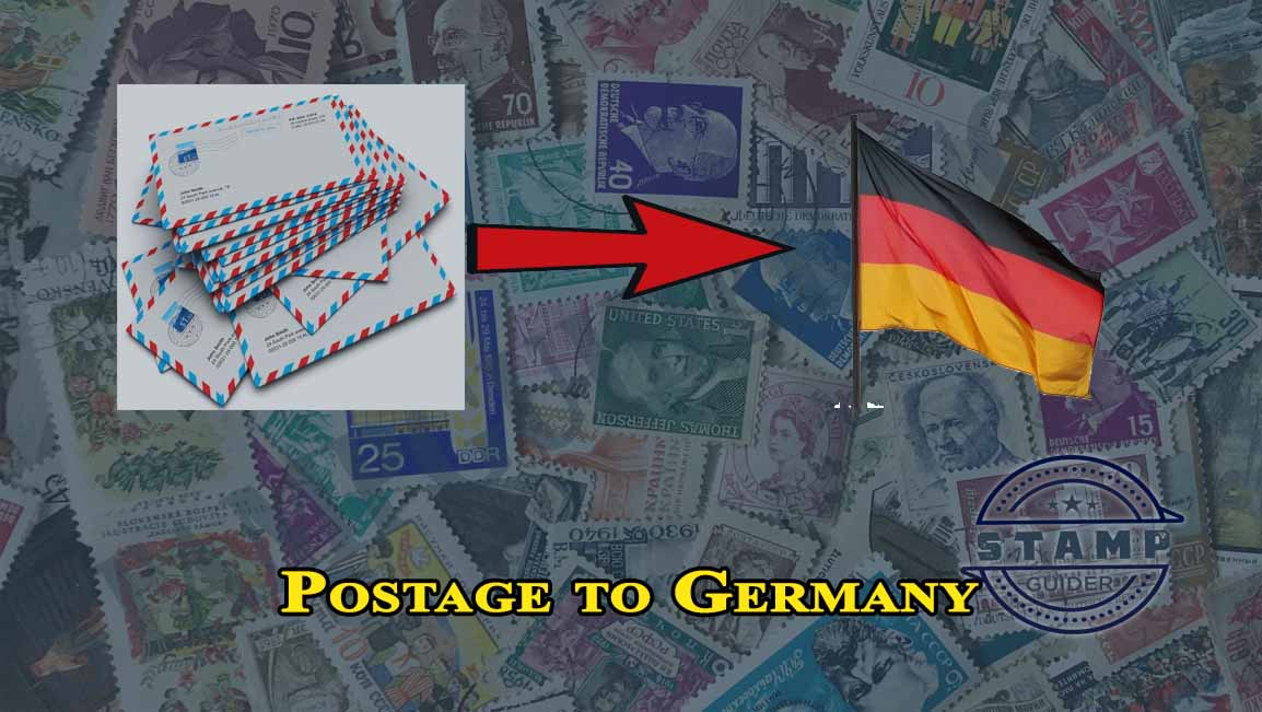 Postage to Germany