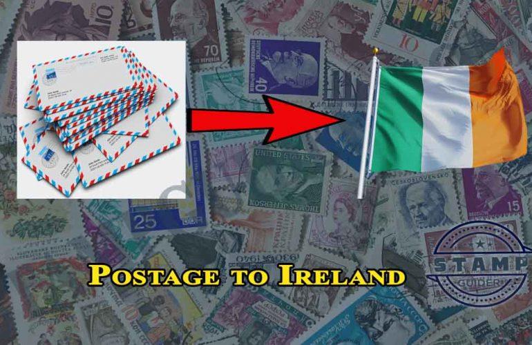 Postage to Ireland