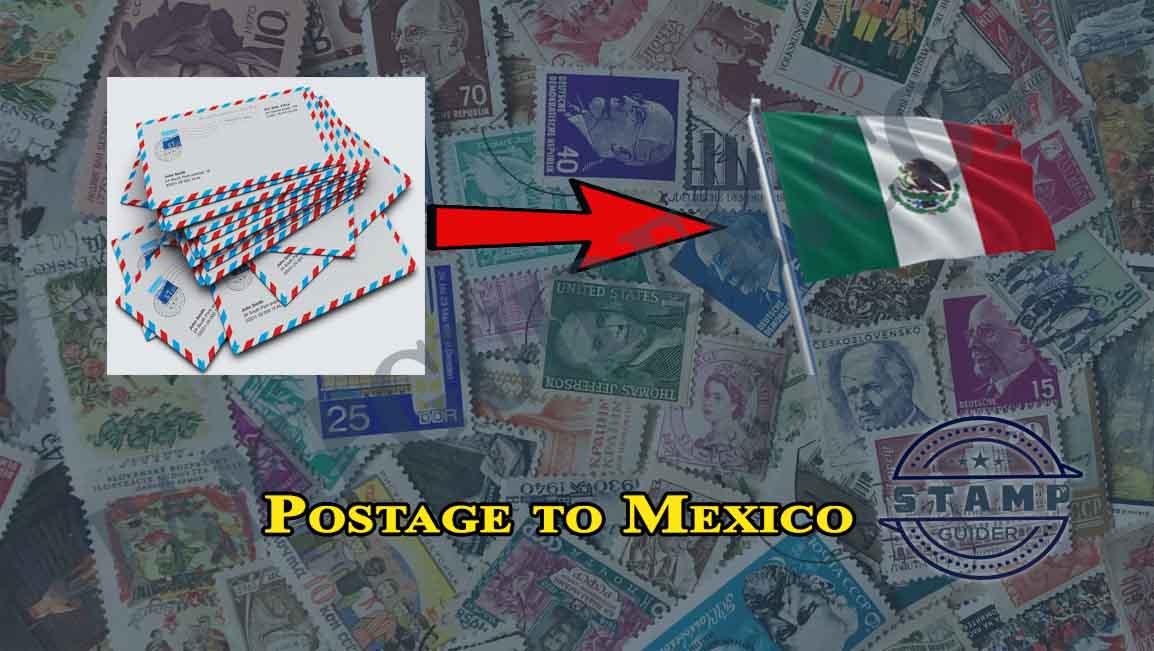 Postage to Mexico