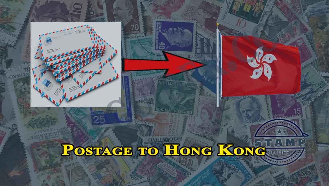 Postage to Hong Kong