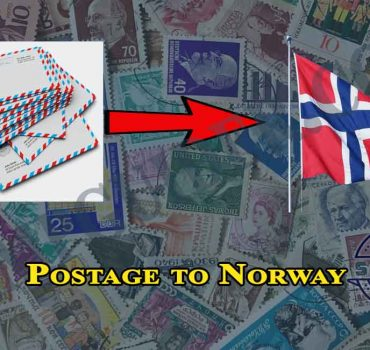 Postage to Norway