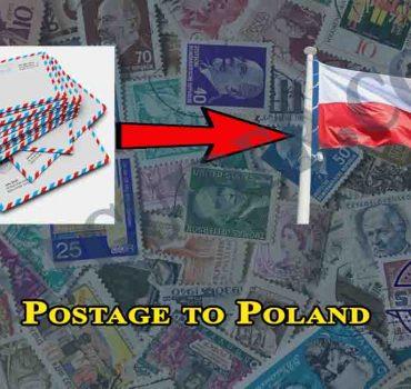 Postage to Poland