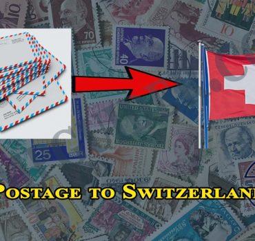 Postage to Switzerland