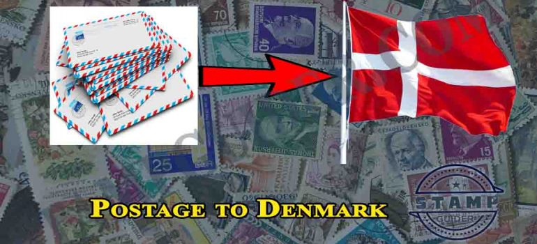 Postage to Denmark