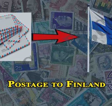 Postage to Finland