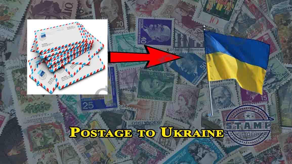 Postage to Ukraine